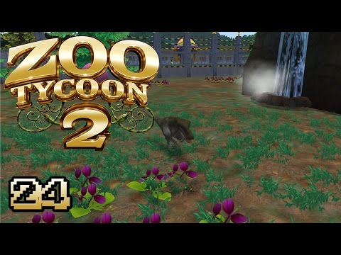 Zoo Tycoon 2: Ultimate Collection - Ep. 24 - Stokes Enter the Zoo