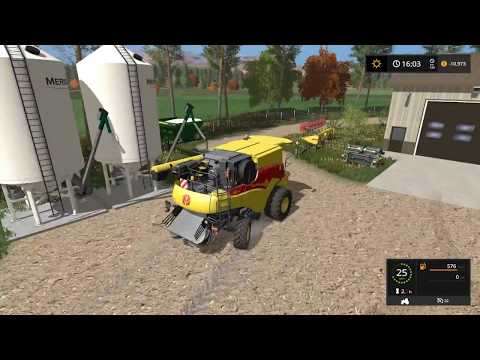 Farming simulator 17 Timelapse Oregon springs ep#10