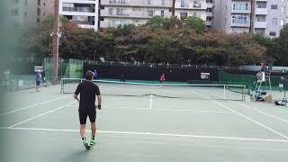 18_10 #鈴木昴 vs #上杉海斗 全日本2回戦