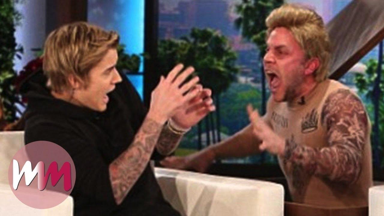 Ellen DeGeneres shares her best celebrity scares in must ...