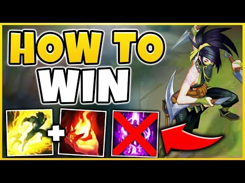 HOW TO WIN EVERY GAME WITH SEASON 9 AKALI! (PATCH 9.5) REWORKED AKALI GAMEPLAY!- League of Legends