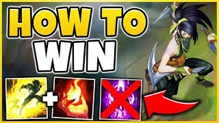 how-to-win-every-game-with-season-9-akali-patch-9-5-reworked-akali-gameplay-league-of-legends