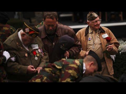 Bélgica lembra a batalha que matou dezenas de milhares de soldados