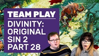 Let's Play Divinity Original Sin 2 | Part 28: Hitman Meets Divinity