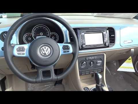 2015 Volkswagen Beetle Convertible Escondido San Diego