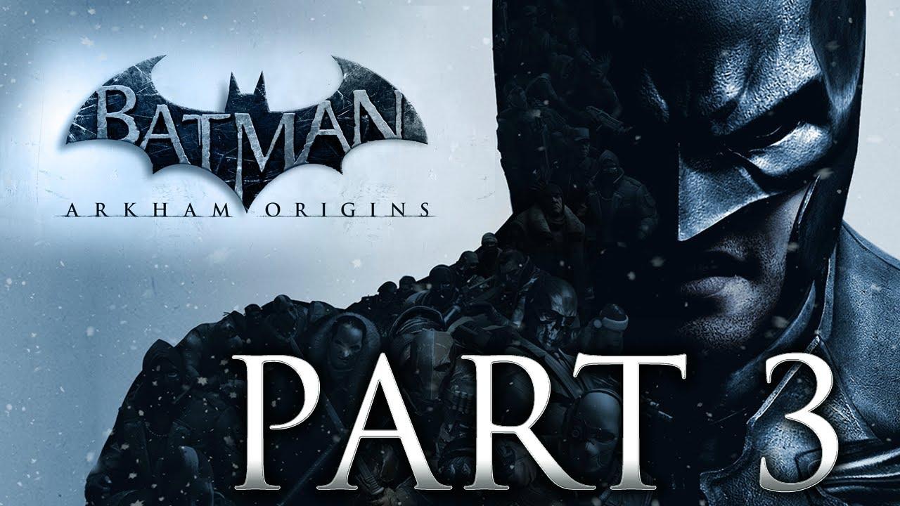 Batman Arkham Origins Walkthrough Part 3 (Locating Penguin ...