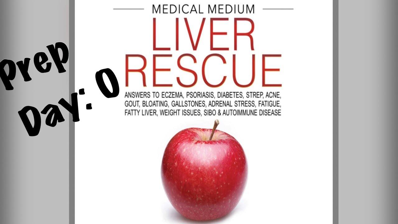 Liver Rescue Prep
