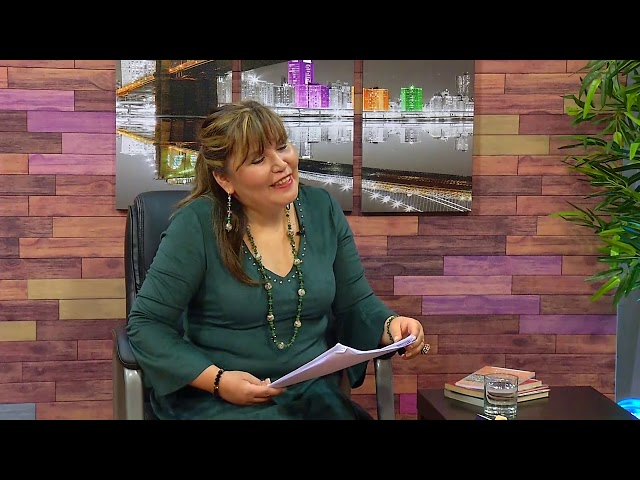Miradas | Silvia Osorio, Escritora | Capítulo 24