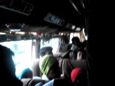 kodaikanal coro autobus