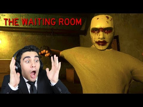 HE HEARD ME THROUGH MY MIC!!!! - The Waiting Room Challenge (Welcome to the Game)