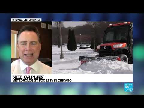 Polar Vortex in Chicago: 'Skin can freeze in only 5 to 10 minutes'
