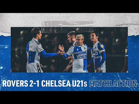 Bristol Rovers Chelsea U21 Goals And Highlights