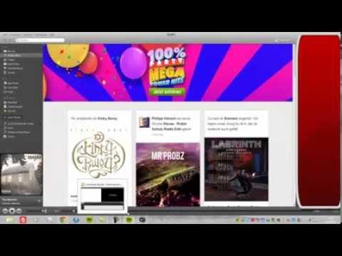 Musik gratis bei Spotify aufnehmen – German – HD