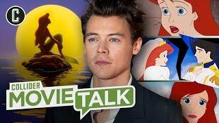 Harry Styles Turns Down Prince Eric in Disney's The Little Mermaid - Movie Talk