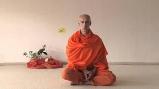 Om Sahana Vavatu - Shanti Mantra Peace Chant with Swami Atma