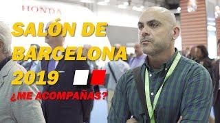 Audi E-Tron, Mercedes EQC, Seat El Born y Minimó... ¿Me acompañas? Barcelona 2019 / 100 años