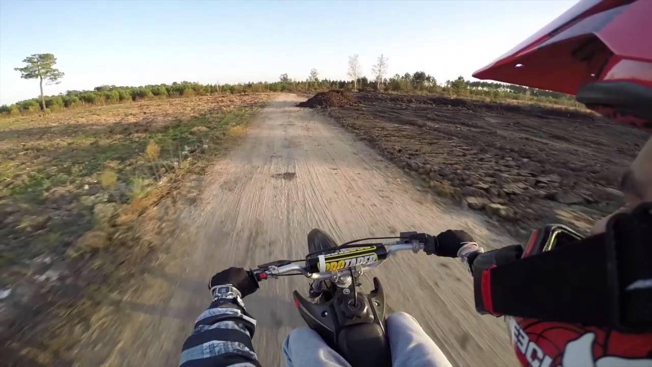 Dirt Bike 125 Orion Vs Suzuki 125 Drz Youtube