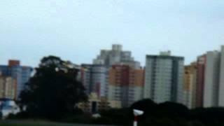 Vídeo de voo - Draco Volans 2012 - Primeira bateira de competição