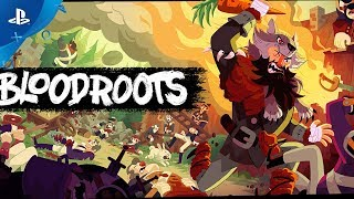 Bloodroots - Gameplay Trailer | PS4
