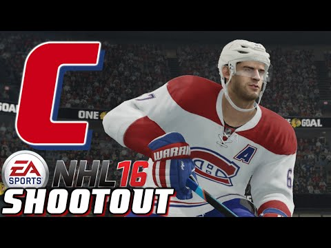 Pacioretty Named Captain – NHL 16 – Shootout Commentary ep. 3