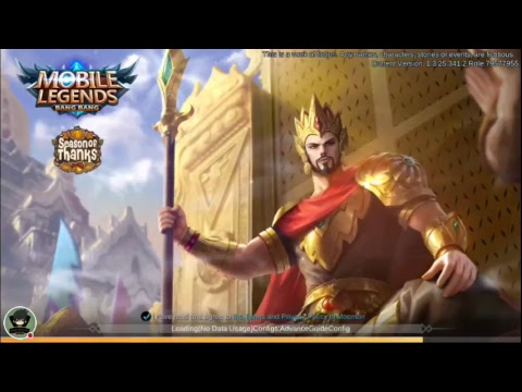 welcome to mobile legend!!