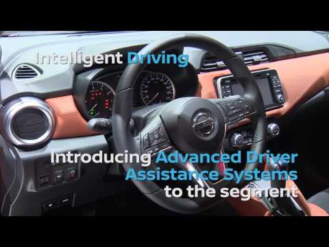 Bringing Nissan Intelligent Mobility to you at the Geneva Motor Show 2017