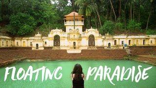 Sao Jacinto Island & Three Kings Church   Goa   Floating In Paradise   Wandering Minds