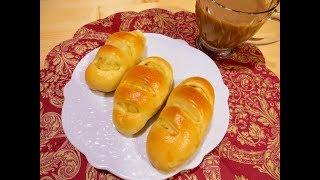 Идеальное тесто для пирожков / Рецепт красивых пирожков с картошкой