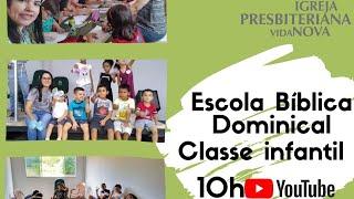 EBD - Classe Infantil - 23/08/2020