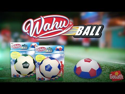 "Vidéo Pub ""Wahu ball"""