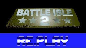 re.play - Battle Isle 2 [MS-DOS]