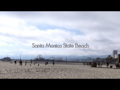 Santa Monica, California: Santa Monica State Beach