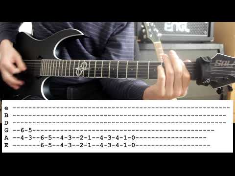 Five Finger Death Punch - Fake - Guitar Lesson