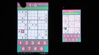 Sudoku and Friends - Online Multiplayer Demo