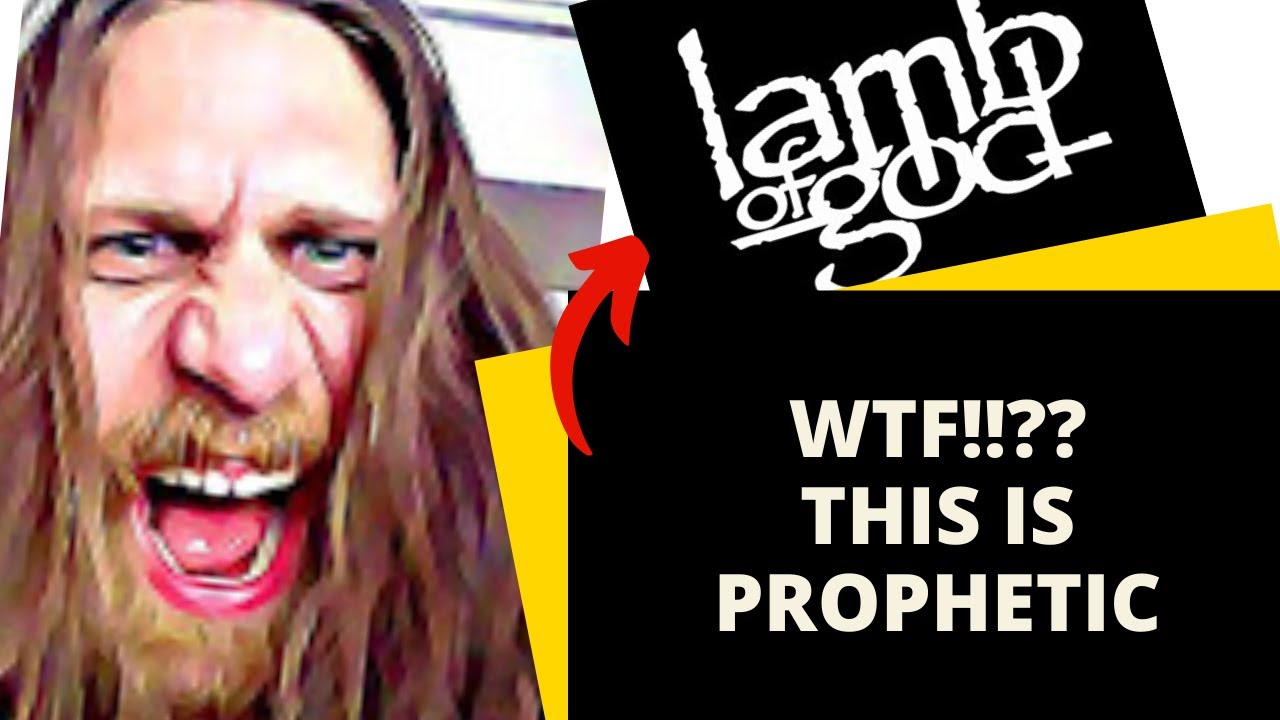 SO ACCURATE! Lamb of God - Reality Bath (REACTION)