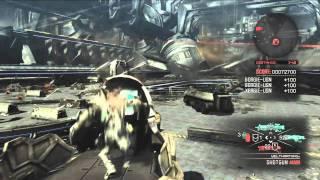 Vanquish Game Play Trailer 2