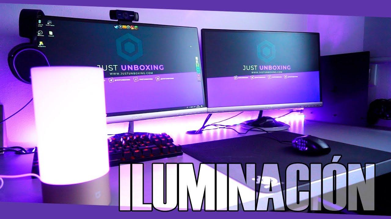 ¿Cómo ilumino mi setup? - YouTube - photo#29