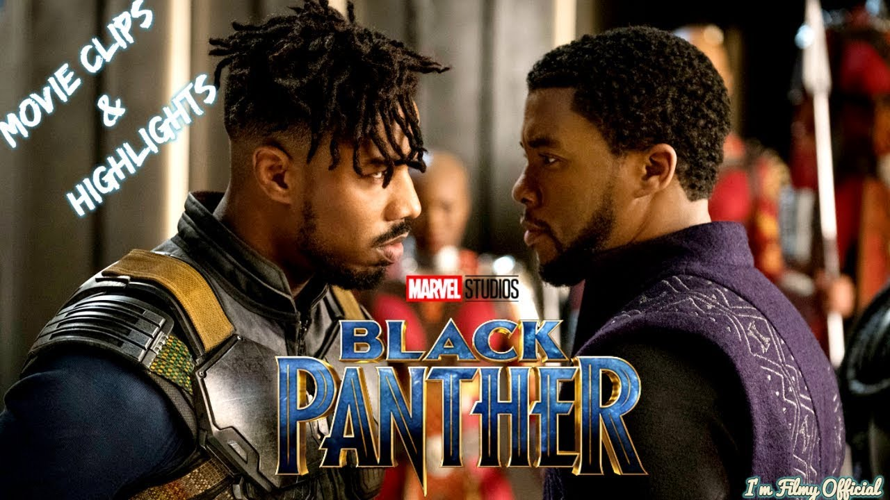 Black Panther Movie Clips & Highlights - 2018 | Watch this Before Watching the Movie