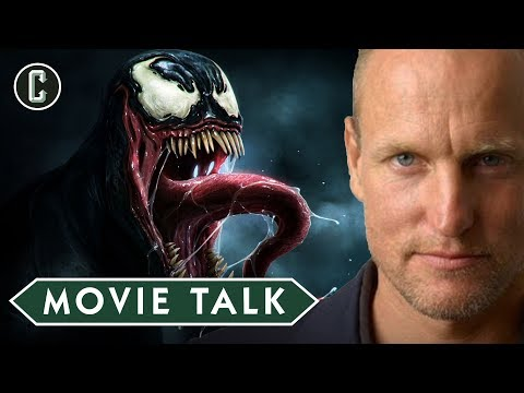 Venom Movie In Talks with Woody Harrelson  Movie Talk