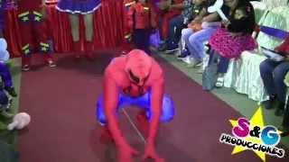 Show Infantil Temático The Avengers -  S&G Producciones