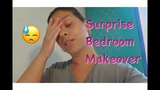 Extreme Modern Bedroom Makeover! Under $200