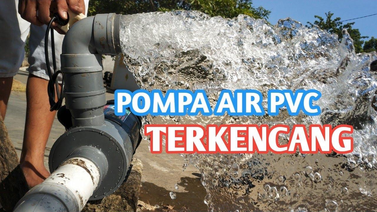 Cara Membuat Pompa Air Pvc Paralon Part3 Youtube