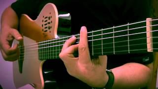 "Ahmet Kaya "" KUM GİBİ ""  Enstrumental Guitar Cover"