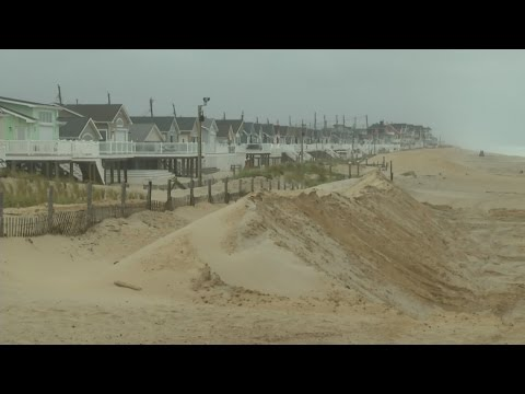 Ocean County Beach Replenishment Project Out to Bid