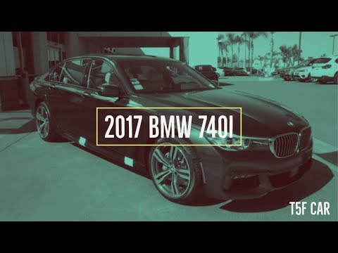 2017 Bmw 740i Top 5 Features