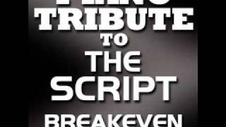Breakeven - The Script Piano Tribute