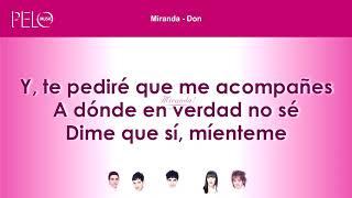 Miranda! Don (Letra)