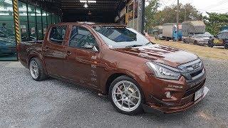 D-max สายคลีน เก็บงานเนี๊ยบทั้งคัน สุดจริงจาก Sith Racing Shop ชลบุรี : รถซิ่งไทยแลนด์