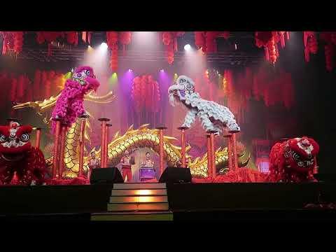 Australia Jin Wu Koon Dragon & Lion Dance Association 澳洲振武館龍獅團