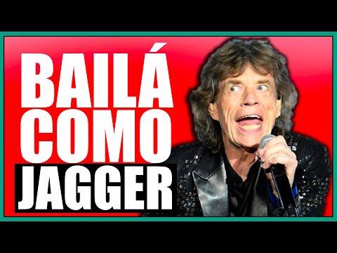 El infalible método para aprender a bailar como Mick Jagger